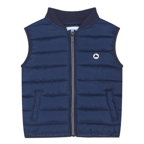 Quilted Gilet Baby, ${color}