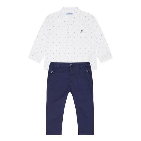Two-Piece Shirt & Trousers Set Baby, ${color}
