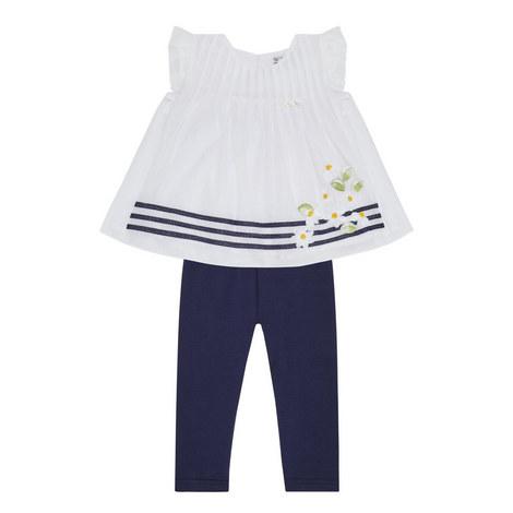 2-Piece Daisy Dress Set Baby, ${color}