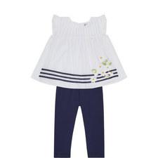 2-Piece Daisy Dress Set Baby