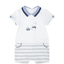 Bunny Short Romper Baby