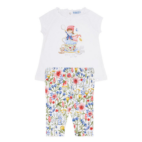 T-Shirt & Leggings Set Baby, ${color}