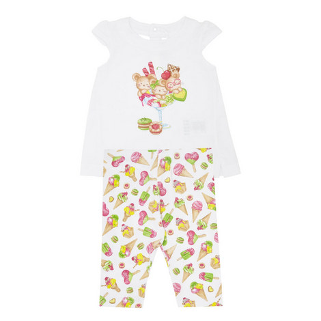 Top and Leggings Set Baby, ${color}