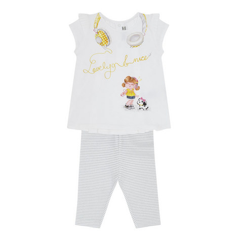 2-Piece Striped Set Baby, ${color}