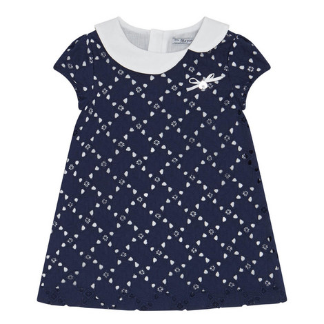 Short Sleeve Dress Baby, ${color}