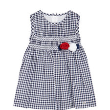 Check Dress Baby