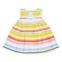 Sleeveless Stripe Dress Baby, ${color}