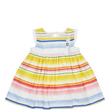 Sleeveless Stripe Dress Baby