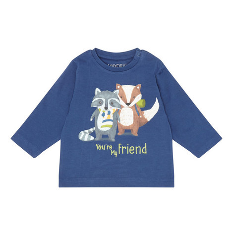 Forest Friends Top Baby, ${color}