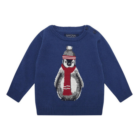 Penguin Sweater Baby, ${color}