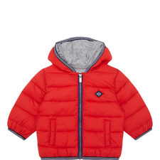Pack-Away Quilted Jacket Baby
