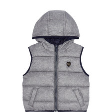 Reversible Quilted Gilet Baby
