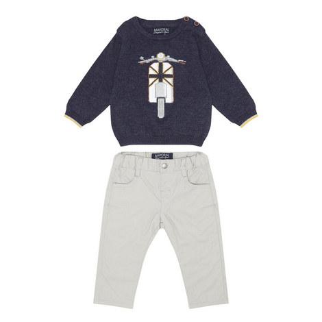 Two-Piece Vespa Trouser Set Baby, ${color}