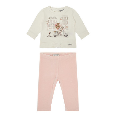 Legging and Sweatshirt Set Baby, ${color}