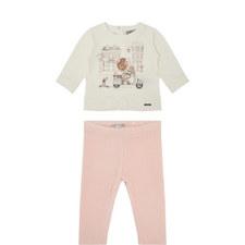 Legging and Sweatshirt Set Baby