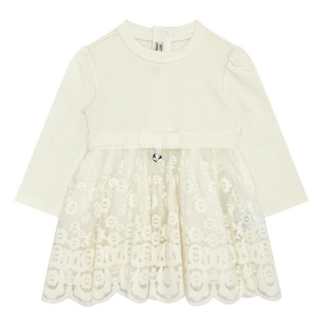 Long Sleeve Dress Baby, ${color}