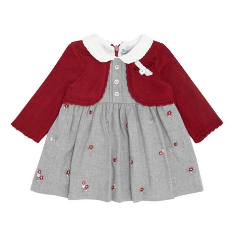 Cardigan Dress Baby, ${color}
