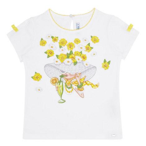 Girl Print T-Shirt, ${color}
