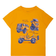 Truck Print T-Shirt
