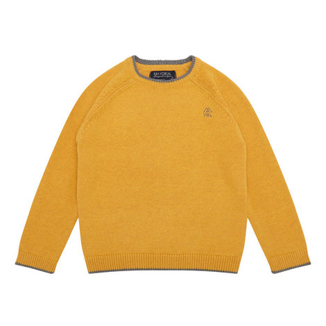 Crew Neck Sweater Kids, ${color}