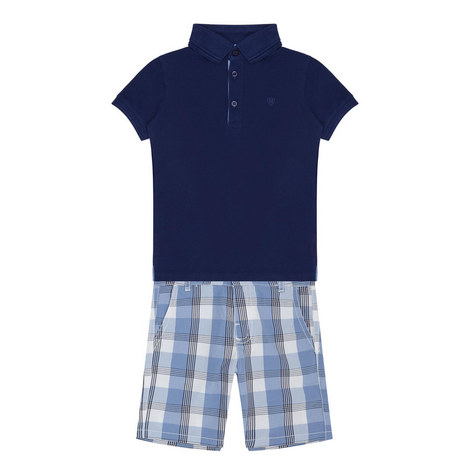 Polo Shirt and Trouser Set Kids, ${color}