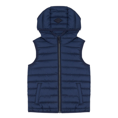Hooded Gilet Kids, ${color}