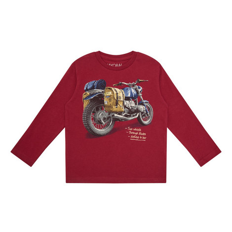 Dirt Bike T-Shirt Kids, ${color}