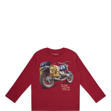 Dirt Bike T-Shirt Kids