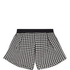 Houndstooth Shorts Toddler