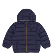 Packaway Quilted Jacket Toddler