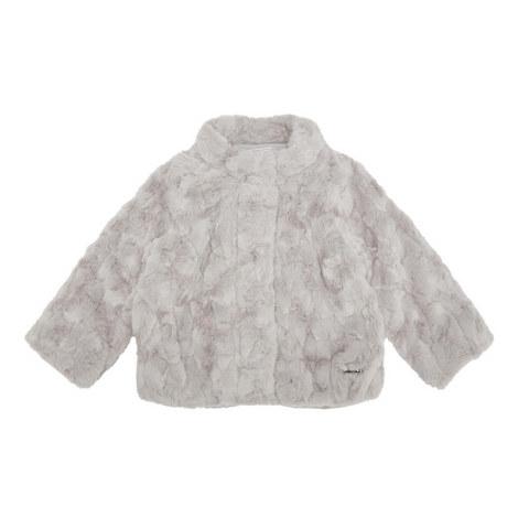 Faux Fur Coat - 3-9 Years, ${color}