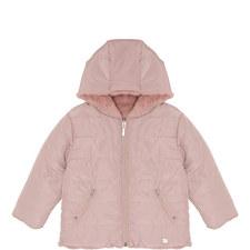 Reversible Faux Fur Coat - 3-9 Years