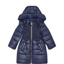 Quilted Coat Toddler