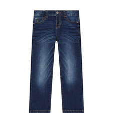 Straight Fit Jeans Kids
