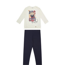 Bear Sweatshirt & Legging Set Kids