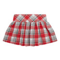 Check Pattern Skirt Kids, ${color}
