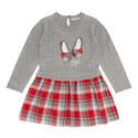Check Dress Kids, ${color}