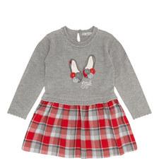 Check Dress Toddler