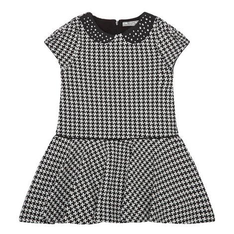 Houndstooth Dress Kids, ${color}