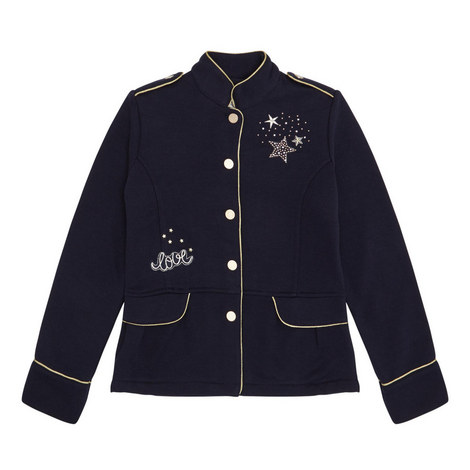 Jersey Military Jacket Kids, ${color}