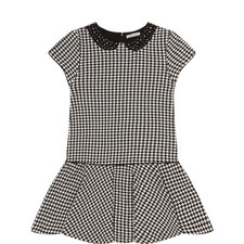 Houndstooth Dress Teens