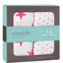 Fluro Pink Muslin Swaddle (2-Pack), ${color}