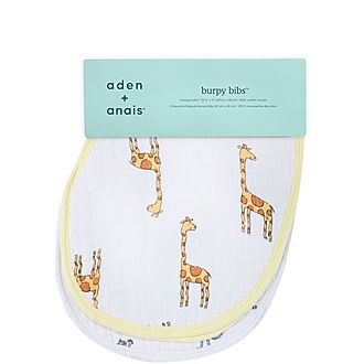 Jungle Jam Burpy Bibs
