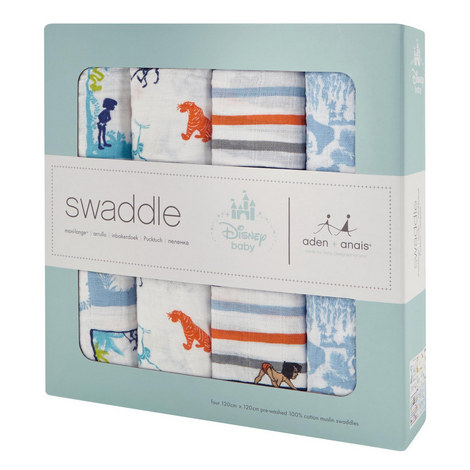 The Jungle Book Swaddle , ${color}