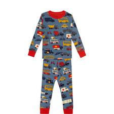 Printed Pyjama Set Toddler