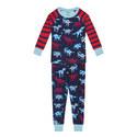 Dinosaur Print Pyjamas - 3-10 Years, ${color}
