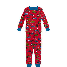 Tractor Pyjama Set Kids - 3-10 Years