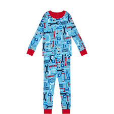 Mr Fix It Pyjama Set - 3-10 Years