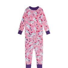 Winged Unicorn Pyjamas - 3-10 Years