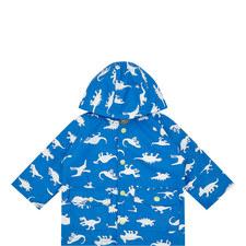 Dinosaur Raincoat Baby